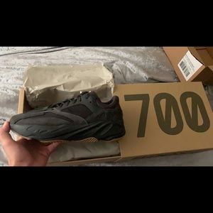adidas Shoes - Utility black sz.12 yeezys